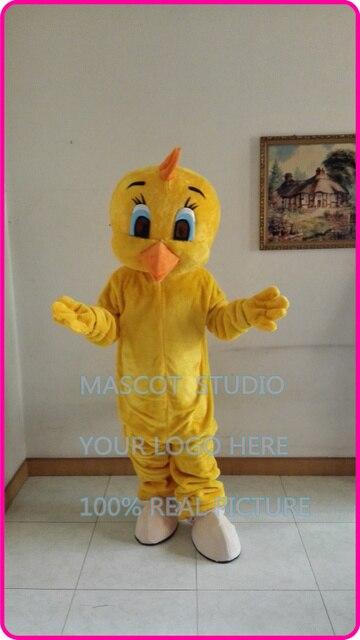 Titti costume della mascotte del fumetto personalizzato personaggio
