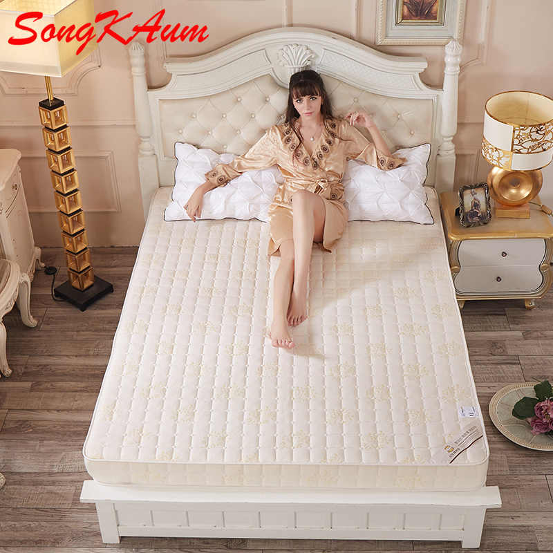 New Style High Resilience Memory Foam 3D Thickness Mattress Luxury Memory Foam Soft hotel tatami thick foam sponge mattress