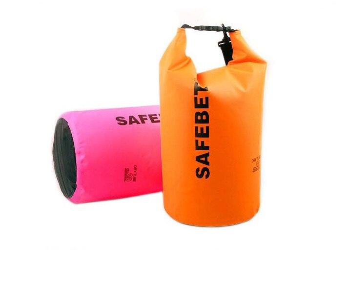 Sport Wasserfest Schwimmend Drybag Sack für Bootfahren Kajakfahren Zelten NEU Bootsport Zubehör