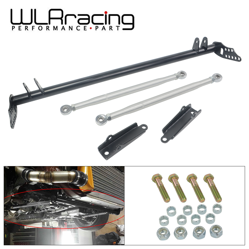 WLR Silver Traction Control Tie Bar For Honda Civic 92 95 For Acura For Integra 94