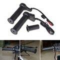 12 V 22mm Motocicleta Calefacción Apretones de Manillar Puños Calefactables Manillar Calentador Caliente Eléctrico ATV Calentadores Manillar de la Bici