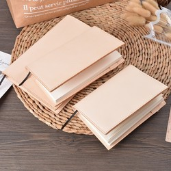 100% Genuine Leather Notebook Planner Book Cover A5 A6 For MD Diary Hobonichi Cousin Original Bullet Journal Drawing Sketchbook