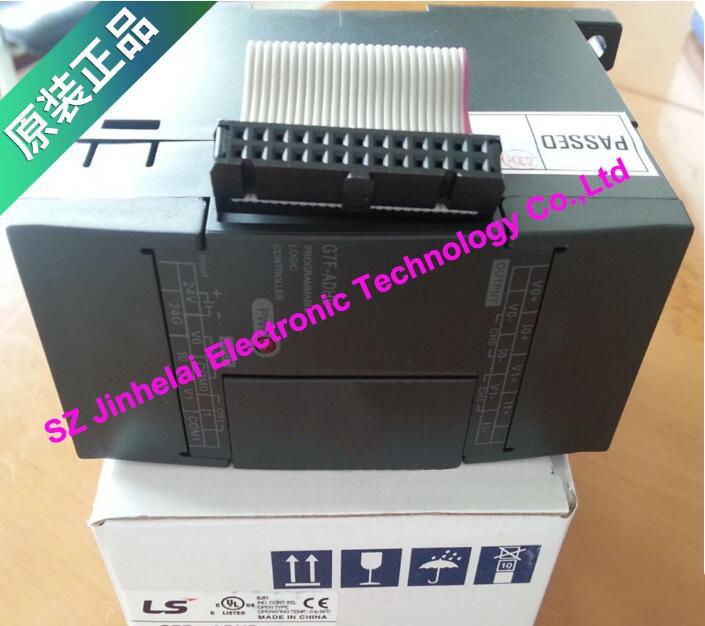 100% New and original G7F-ADHA LS(LG) PLC controller 100% new and original g6i d22a ls lg plc input module