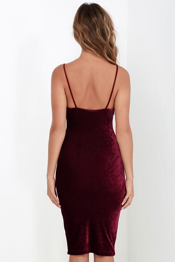 HTB1VTmPKVXXXXcWXVXXq6xXFXXX9 - FREE SHIPPING Sexy Velvet Dress JKP207
