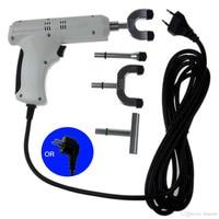 100% original 4 Heads adjustable intensity Therapy Chiropractic Adjusting Instrument \Electric Correction Gun Activator Massager