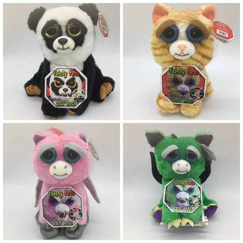Bonecas estimação coelho panda de pelúcia Tipo : Bonecas Fashion