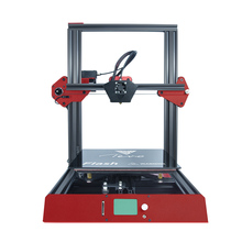 Electronic TEVO Flash 3D Printer Machine Aluminium Extrusion SD card Titan Extruder with Heat Bed High Precision