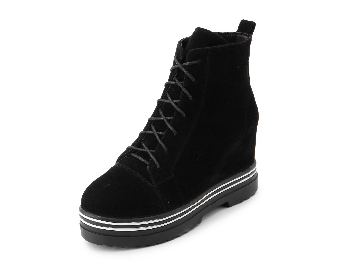 New Concise Women Ankle Boots Nice Round Toe Winter Boots