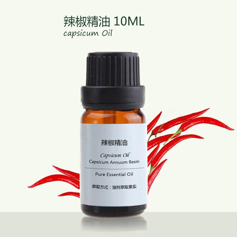 wholesale and retail capsicum essentail oil 10ml