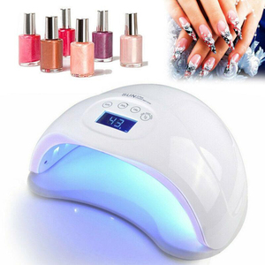 White SUN 5 Plus UV LED Nail L
