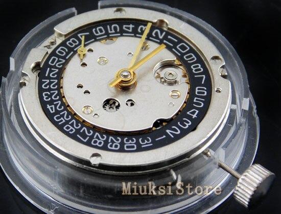 Uhren Logisch Seagull 2557 Automatische Gmt Datum Mechanische Bewegung Für Parnis Herren Uhr