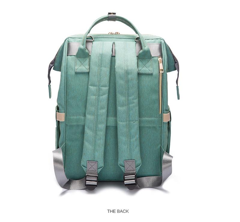 HTB1VTpucrZnBKNjSZFhq6A.oXXaZ Baby diaper bag mommy stroller bags USB large capacity waterproof nappy bag kits mummy maternity travel backpack nursing handbag