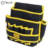 BESTIR 8 Pocket Tool Pouch Set Fabric Oxford Tool Bags Waterproof Case Hanging Type 05146