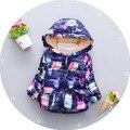Meninas casaco de inverno para meninas parka casaco infantil das meninas dos meninos jaquetas casacos de inverno das crianças para baixo casaco infantil casaco Q154