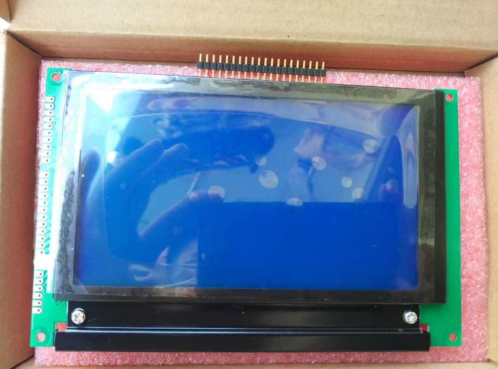 где купить  LMG7421PLBC L MG7421PLBC LM G7421PLBC 5.7 inch compatible LCD Panel Blue color new  по лучшей цене
