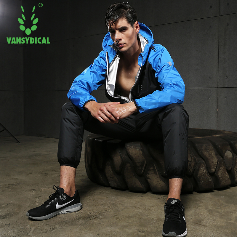 Vansydical 2017 New Sport Running Sets Basketball Soccer Training Tracksuit Team Suit Hoodies Set Jacket Leggings Plus Size 3XL цены онлайн