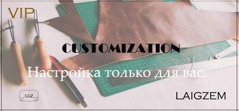 LAIGZEM Women Shoes VIP Members Customize Colors Materials Personal Data Model Shoes Design Unquie Enjoyment