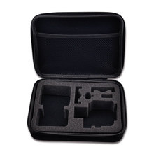 Travel Storage collection bag Case box Mid size portable bag for SJCAM SJ4000 SJ5000 EKEN H8 H8R H9 H9R H3R sport action camera