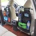 AUTOPS 2016 nuevo asiento trasero del coche bolsa de almacenamiento de bolsas de caja de almacenamiento bolsas de Carrito de la compra Cubre Nuevo diseño del bebé bolsas de pañales para mamá