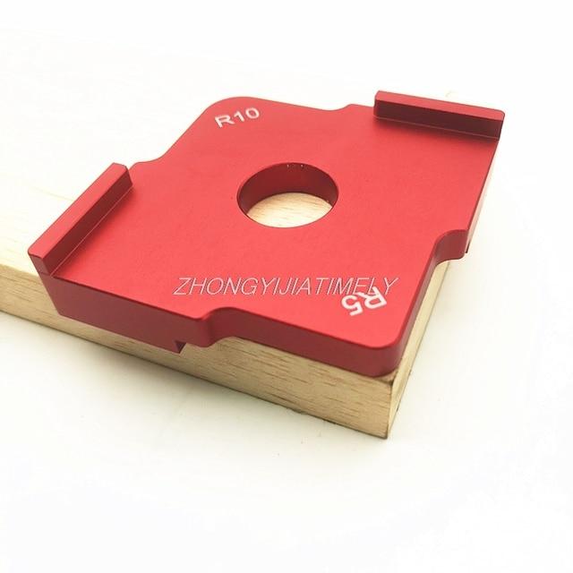 handheld trimming machine engraving machine round corner template r
