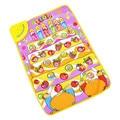 Best seller Clique Em Play Teclado Musical Cantando Carpet Mat Toy Kids Baby Gift Juguetes Electronicos Nov1 atacado