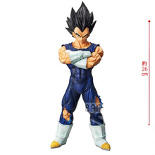 Banpresto DRAGON Ball Z Grandista Resolution of Black hair Vegeta Action Figure action figure model Figurals цена и фото