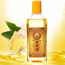 HOT! 230ml Natural Plant Therapy Lymphatic Drainage Ginger Oil Natural Anti Agin