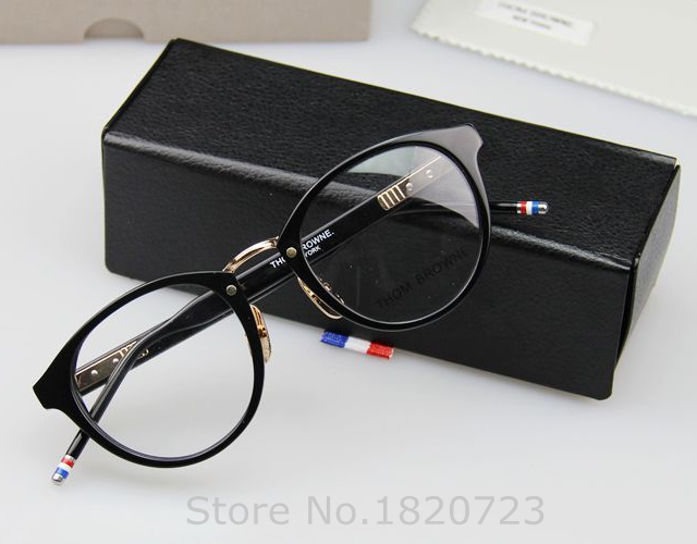 525b38981799 THOM BROWNE TB-008B reading eyeglasses men and women myopia eye glasses  frames TB008