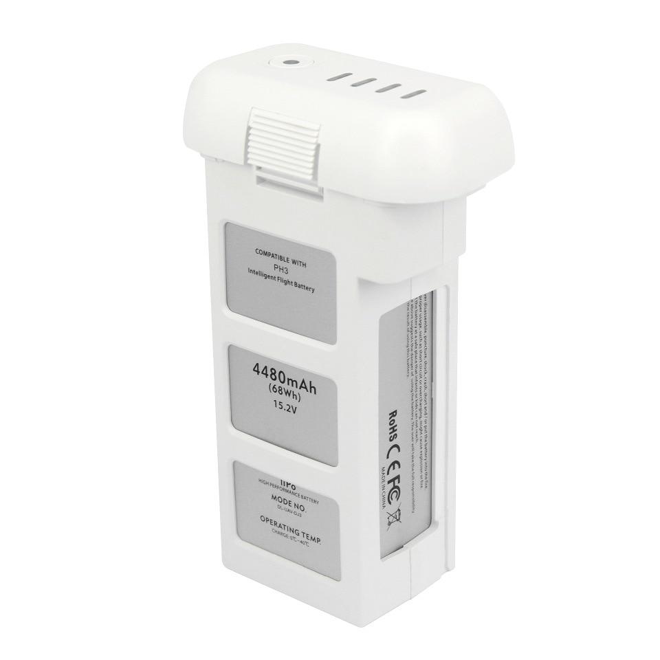 GTF 15.2 V 4480 mAh Drone Batterie pour DJI Phantom 3 SE Intelligente Vol Li-Po Batterie Professionnel Standard RC Drone Accessoires