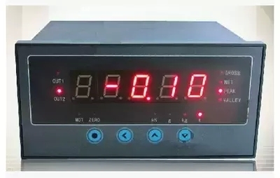 Chb Meetcel Smart Indicator, Load Cell Digitale Display Led, hoge Precisie CHB CH Size 96*48*82Mm