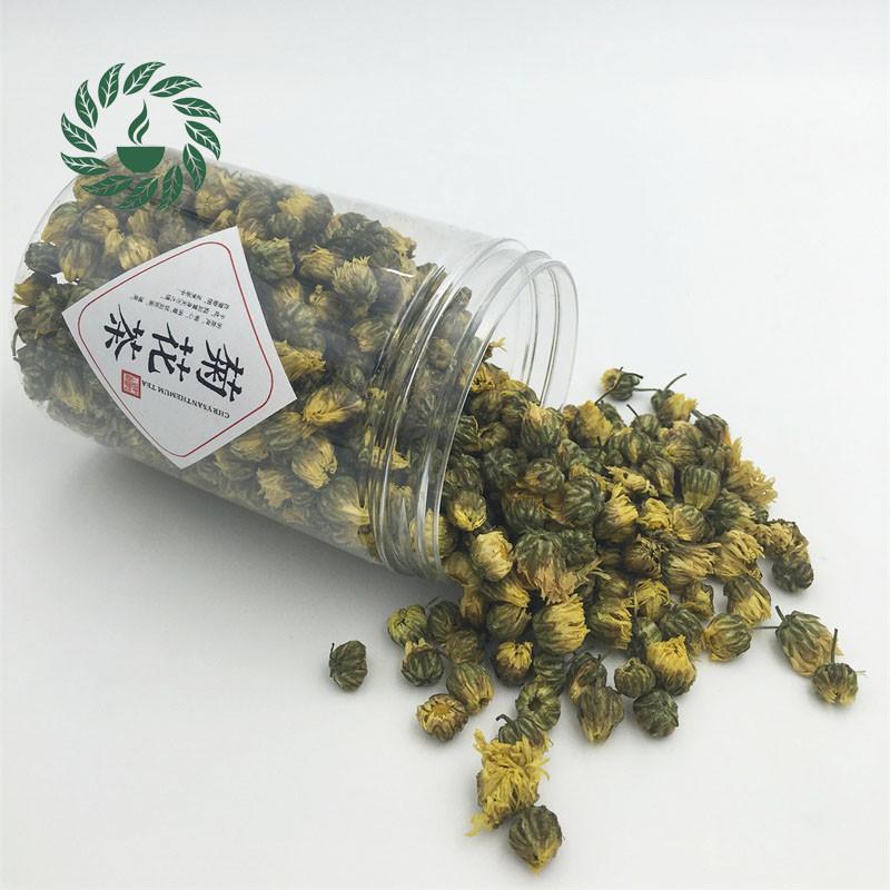 цветочный чай из хризантем фото
