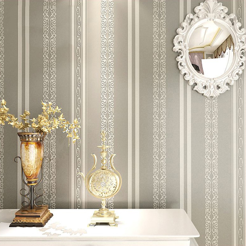 large 3d murals chinese great wall wallpaper papel de parede restaurant living room sofa tv wall bedroom wall papers home decor 3D Wallpaper Modern Stripe Simple Non-Woven Wall Papers Living Room TV Sofa Backdrop Bedroom Home Decor Papel De Parede 3D Sala