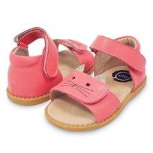Girls Sandals New Fashion Children Shoes Toddler  Kids Boys Genuine Leather Closed Toes Summer baby style free shipping