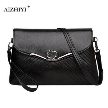 Women Flap Designer PU Leather Chain Messenger Bag Small Handbags Lady Satchel Tote Vintage Sling Crossbody Sling Shoulder Bags