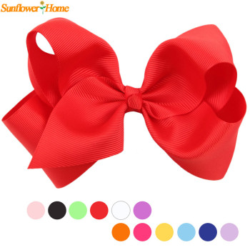 Newly Design Fashion Big Bow Hairpins Hair Clips For Children Kids Girls Hair Accessories Drop Shipping Sunward
