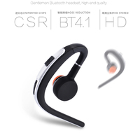 Handsfree Business Bluetooth Earphones Noise Cancelling Wireless Bluetooth Headset With Microphone For IPhone Samsung Music O3