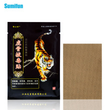 48Pcs/6BagS Chinese Tiger Balm Chinese Herbs Medical Plaster Joint Pain Back Neck Curative Plaster  Massage Medical Patch D1546 8pcs bag sumifun tiger balm chinese herbs medical plaster joint pain back neck curative plaster massage medical patch c1568