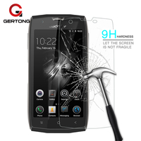 GerTong Transparent Tempered Glass For Blackview BV8000 Pro BV6000 BV7000 Screen Protector Film Cover Anti-sratch Glass