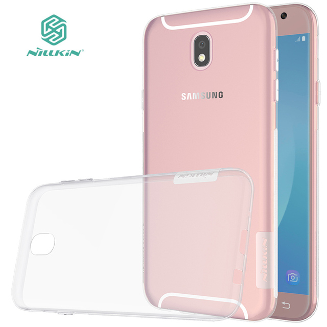 quality design 0940d 1c82f US $4.99 |Nillkin for Samsung Galaxy J5 2017 Case Silicon TPU Ultra thin  Phone Case Cover Clear Case for Samsung J5 Pro J530F Nilkin Coque-in ...