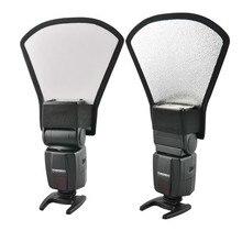 Universal External Photo Studio DSLR Camera Flash Speedlite Speedlight Diffuser Softbox Reflector for Canon Nikon Sony