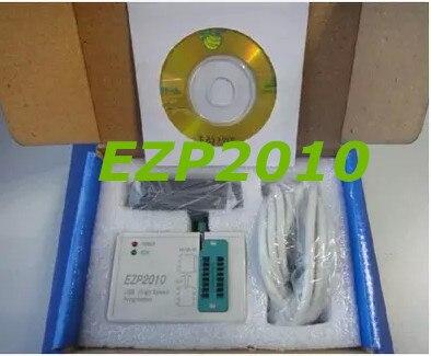 Free Shipping 1PCS EZP2010 high speed USB SPI Programmer support24 25 93 EEPROM 25 flash bios