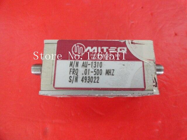 [BELLA] MITEQ AU-1310 0.01-500MHZ SMA Amplifier