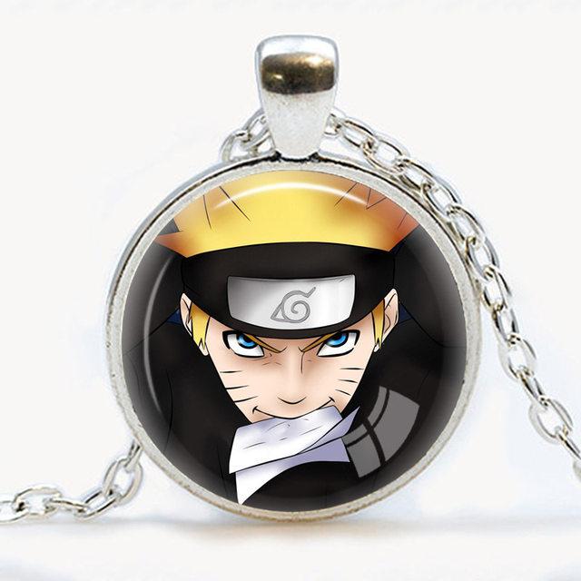 Online Shop Naruto Jewelry Leaf Village Konoha Pendant Naruto