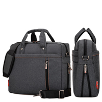 Laptop Bag Nylon 17 3 17 15 14 13inch Shockproof Airbag Waterproof Computer Bag Men And