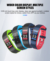 P4 Smart Wristbands Fitness bracelet Passometer Smart band Blood pressure Heart Rate monitor Smartband for Women Men Sport Watch