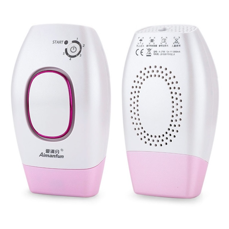 300000 flash IPL epilator laser women electric photo epilation female depilatory painless threading laser depilation machine