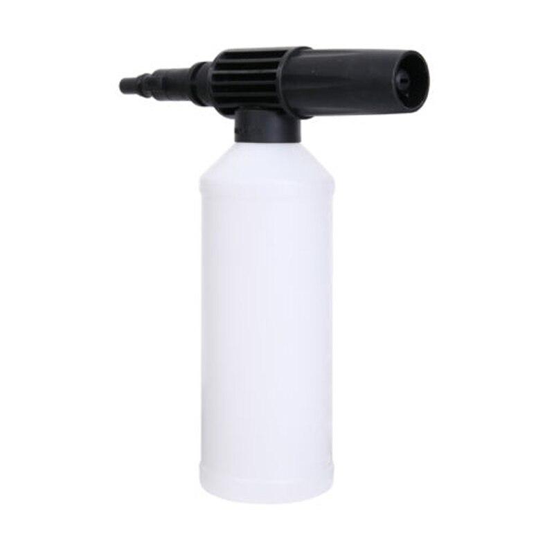 450ml Snow Foam Lance Soap Bottle Sprayer for Lavor Connector Pressure Washer