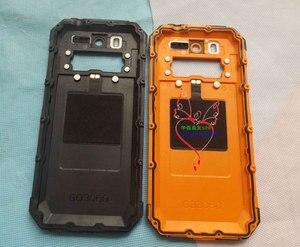 Image 4 - 新オリジナル鎧3鎧3ワットバッテリードアカバーバックハウジングulefone鎧3t 3WTスマート電話