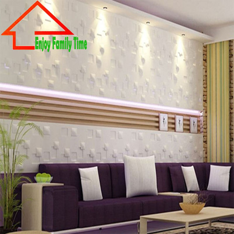 European Wallpapers PVC Luxury Wallpapers for Living Room 3d Wall Panel 16  Colors Mould proof. Compare Prices on Pvc Wall Panel  Online Shopping Buy Low Price