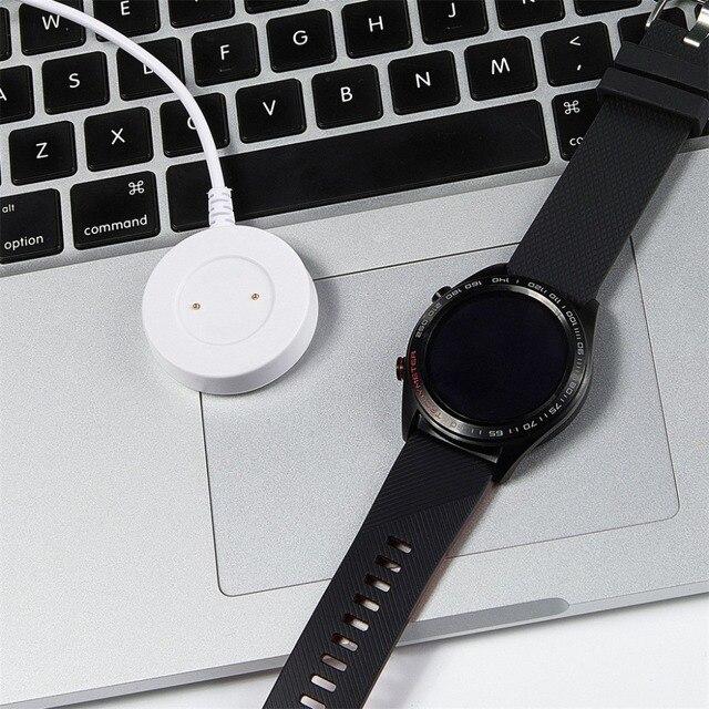 Inalámbrico portátil de carga rápida de fuente de alimentación cargador para el Huawei Watch GT/magia 2018 nuevo rápido de carga inalámbrica Herramienta # gimpo